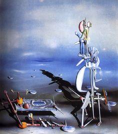 Surrealism - Yves Tanguy Indefinite Divisibility Albright Knox Art Gallery, Buffalo, New York. Magritte, Yves Tanguy, Art Beauté, Art Gallery, Kunst Online, Surrealism Painting, Tikal, Fantastic Art, Surreal Art