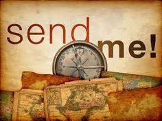 Here Am I, Send Me!