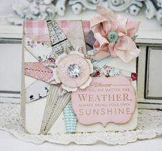 Bring Your Own Sunshine Card
