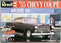 """Revell 1955 Chevy Hardtop """"Skip's Fiesta Drive-In"""" Series"""