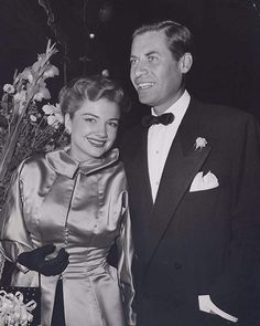 Anne Baxter and John Hodiak at an event for All About Eve Hollywood Boulevard, Hollywood Walk Of Fame, In The Heights Movie, Anne Baxter, All About Eve, The Best Films, Bette Davis, Classic Films, Film Movie