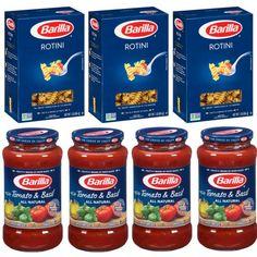 Barilla Pasta And Sauce Just $0.93 Each At Walmart!  feeds.feedblitz.c...