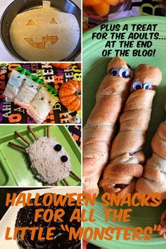 Halloween Snacks to