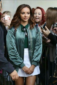 Little Mix, Jackets For Women, Satin, Fashion, Jackets, Nice Asses, Cardigan Sweaters For Women, Moda, La Mode