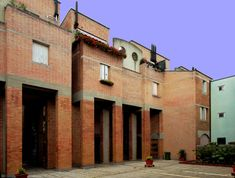 Social Housing Giudecca | Gino Valle