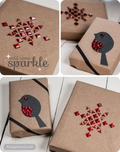 Gift Wrapping Ideas - Mia.lv