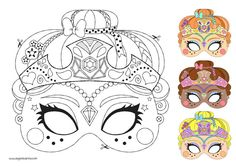 Looking for a Coloriage Masque A Imprimer Princesse. We have Coloriage Masque A Imprimer Princesse and the other about Coloriage Imprimer it free. Princess Coloring Pages, Adult Coloring Pages, Coloring Books, Craft Activities, Preschool Crafts, Clown Crafts, Art For Kids, Crafts For Kids, Colors