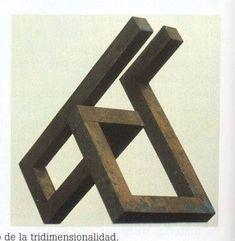 Carlos Rojas, escultura