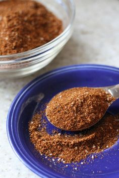 Homemade Taco Seasoning Mix ... Easy to do tastes just like the packaged stuff without the high sodium!