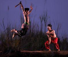 ♂ Indonesia Martial art Pencak Silat
