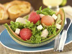 Der knackige Mix aus Gemüse, Blattsalaten und mehr ist nicht zu toppen – für die Grillparty, beim Picknick oder als leichtes Essen auf dem Balkon.