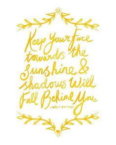Pocket full of sunshine! The Words, Cool Words, Great Quotes, Quotes To Live By, Inspirational Quotes, Super Quotes, Motivational Quotes, Amazing Quotes, Words Quotes