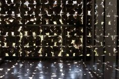 #cantina #cellar #vinery Dominus Winery, Napa Valley - Design: Herzog & deMeuron Architects