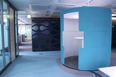 Zurich Office of Credit Suisse Designed By Camenzind Evolution.