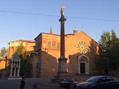 Kirchen, Bologna, Cn Tower, San Francisco Ferry, Travelling, Building, Mosque, Temples, Buildings