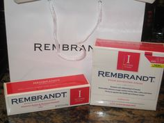 Rembrandt is the leader in teeth whitening since 1987 and has products ... Latest online