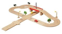 PlanToys PlanCity Road System Deluxe