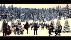 Let it Snow by the Gipsy Jazz Symphonic. Merry Christmas!!!