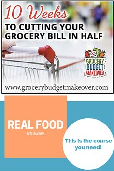 Cut Your Grocery Bil