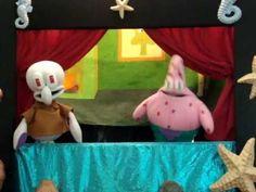 A Visita da Princesa Ariel na Fenda do Bikini. Espetáculo de teatro com bonecos alegre divertido e dinâmico. Fale direto com o Tio Pan 11 998070605 dede 1981 levando alegria ao eventos familiares. Tradição em SP.
