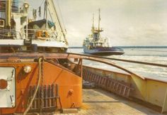 Water Well Drilling, Tugboats, Oil Refinery, Dutch, Ships, Sleep, Illustrations, Painting, Kunst