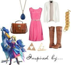 Zelda outfit #legend of Zelda