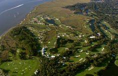 Sea Island Golf Club, home of the McGladrey Classic.