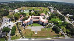 AFA Aerial: Only at Farragut