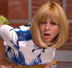 Kate Garraway you dirty bird ♡♡♡ Kate Galloway, Amazing Women, Beautiful Women, Helen Mirren, Tv Presenters, Sexy Older Women, Iconic Women, Celebs, Celebrities