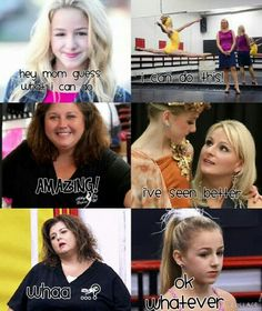Not the best but here it is It is AMAZING. her mom is a stuck up perfectionist. Dance Moms Moments, Dance Moms Quotes, Dance Moms Funny, Dance Moms Facts, Dance Moms Dancers, Dance Mums, Watch Dance Moms, Dance Moms Chloe, Dance Moms Girls