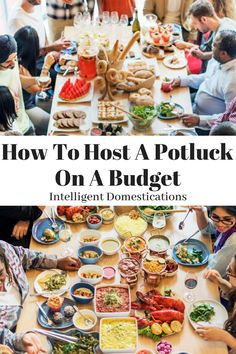 How To Host A Summer Potluck on a Budget How To Host A Potluck On A Budget. Budget saving tips for hosting a potluck. Cooking On A Budget, Budget Meals, Summer Potluck, Summer Fun, Easy One Pot Meals, Easy Dinners, Meal Replacement Shakes, Cheap Meals, Cheap Recipes