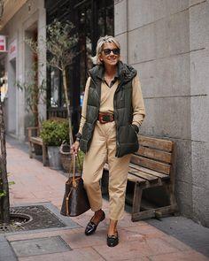 mode för äldre damer
