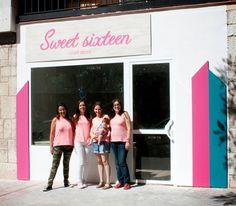 Sweet Sixteen Craft Store - Tienda - taller de labores: Nuestra Primera Franquicia Sweet Sixteen retiro!! En marcha!!!
