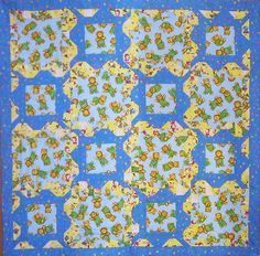 Corduroy & Co baby #quilt tutorial on the blog today!