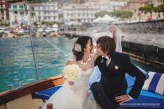 Amalfi Wedding. Stunning Amalfi Coast wedding