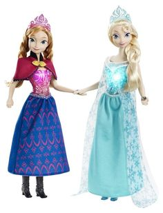 #Frozen #Disney #Princess #Dolls