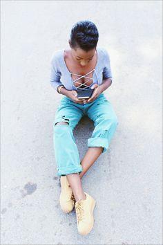 Kii. @mafashio_zambia