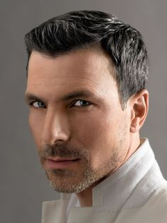 beautiful classic haircut for a mature man - Haircuts pictures gallery