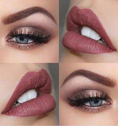 Pale Girl Beauty & Hooded Eye Best Makeup Ideas and Looks