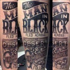 the gunslinger tattoos - Google Search