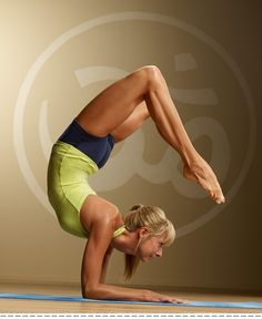 I will probably break my back if I try to do this. But it's worth dreaming about.