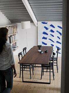 Tavolo allungabile in legno WOW!PLUS by HORM.IT | design Graphite Design, StH