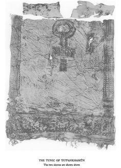 Tutankhamun's tunic