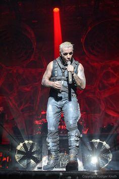 Till Lindemann - Rammstein WHDT Tour 2013 #Rammstein #TillLindemann #WHDT