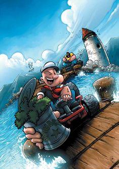Popeye - Andie Tong
