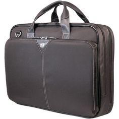 """Mobile Edge Mebcnp1 16"""" Pc/17"""" Macbook(R) Nylon Notebook Briefcase (Premium)"""