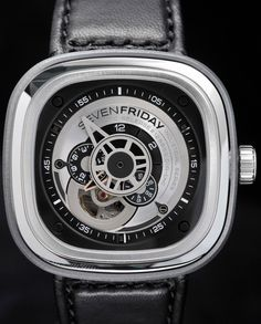 Seven Friday P1 Watch | Free Worldwide Shipping from Watchismo