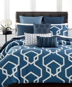 CLOSEOUT! Hotel Collection Modern Imperial Bedding Collection, Only at Macy's | macys.com