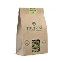 Meraki Organic Mountain Tea 25gr
