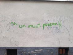 LAISSEZ LES MURS PROPRES !!! : Photo